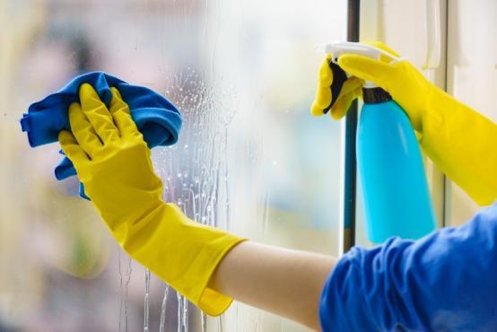 Nettoyage copropriété
